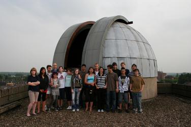 Astro messe ame das event für astronomie in europa