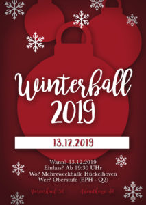 Winterball @ Foyer der Aula | Hückelhoven | Nordrhein-Westfalen | Deutschland