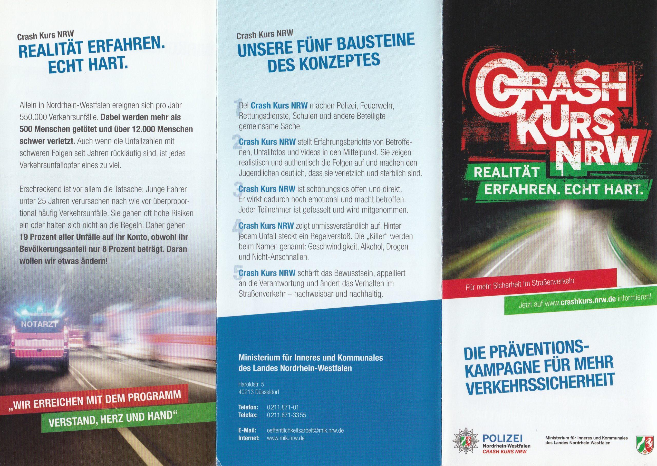 Entfällt: Crash-Kurs für die EF und Q1 @ Aula
